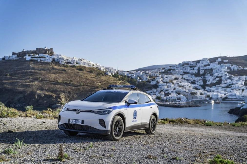 Greek island partners with VW in ambitious plan to decarbonise transport and energy