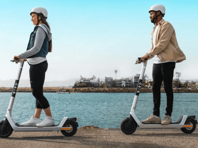 Bird says bigger battery is key to its world's most eco-conscious claim for new scooter