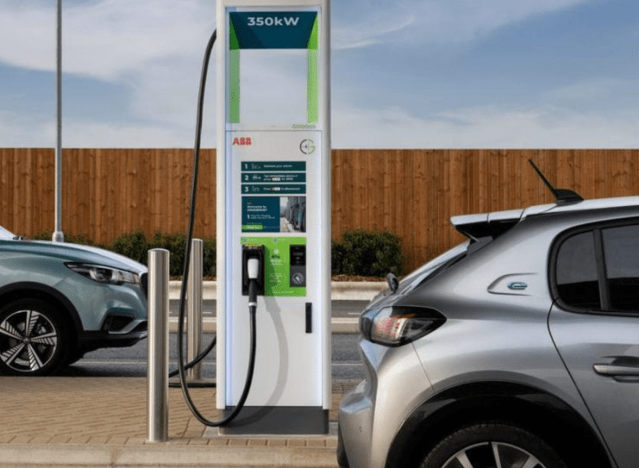 Gridserve takes over the UK's Electric Highway charging network