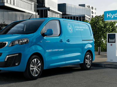 """Peugeot to launch """"plug-in"""" hydrogen-fuelled van in Europe by the end of year"""