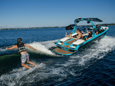 Sustainable boating comes to Lake Tahoe watersports