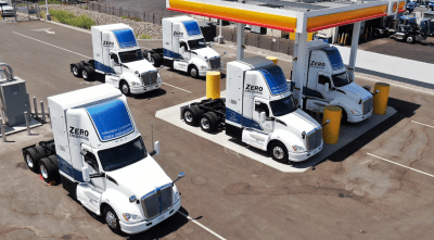 Port of Los Angeles establishes hydrogen trial for regional movement of goods