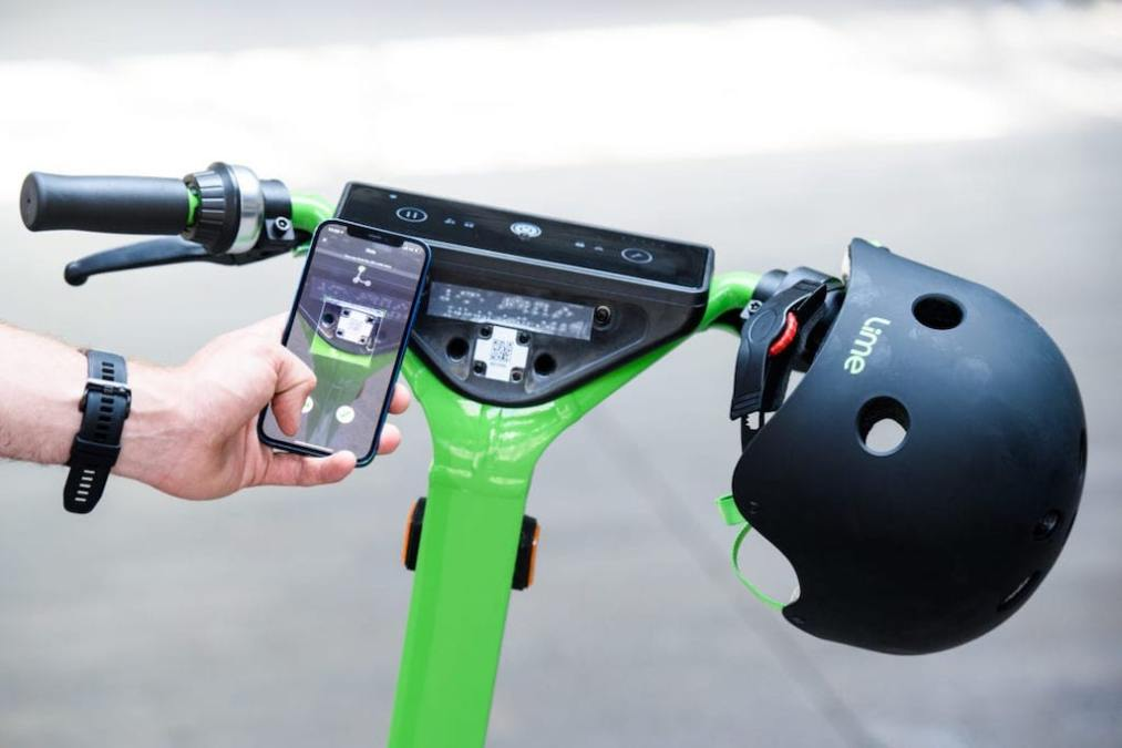First rental e-scooters hit London's streets for riders who pass safety test