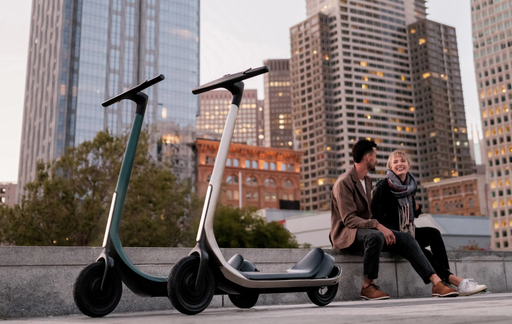 Performance 3D printed e-scooter manufacturer seeks pre-launch crowd funding