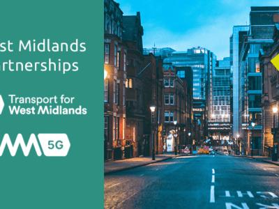 UK establishes region-wide 5G traffic control network