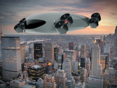 Flying battery concept underpins mass transport-sized air bus