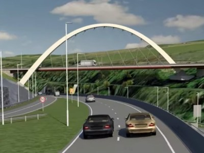 Welsh Government announces freeze on new road building projects