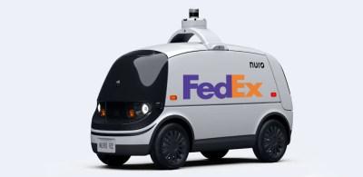 FedEx and Nuro deepen autonomous delivery collaboration