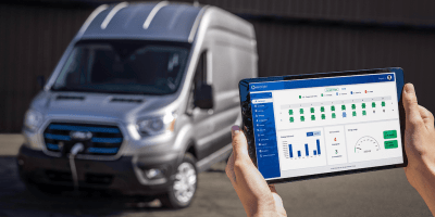 Ford acquires EV commercial fleet monitoring software developer