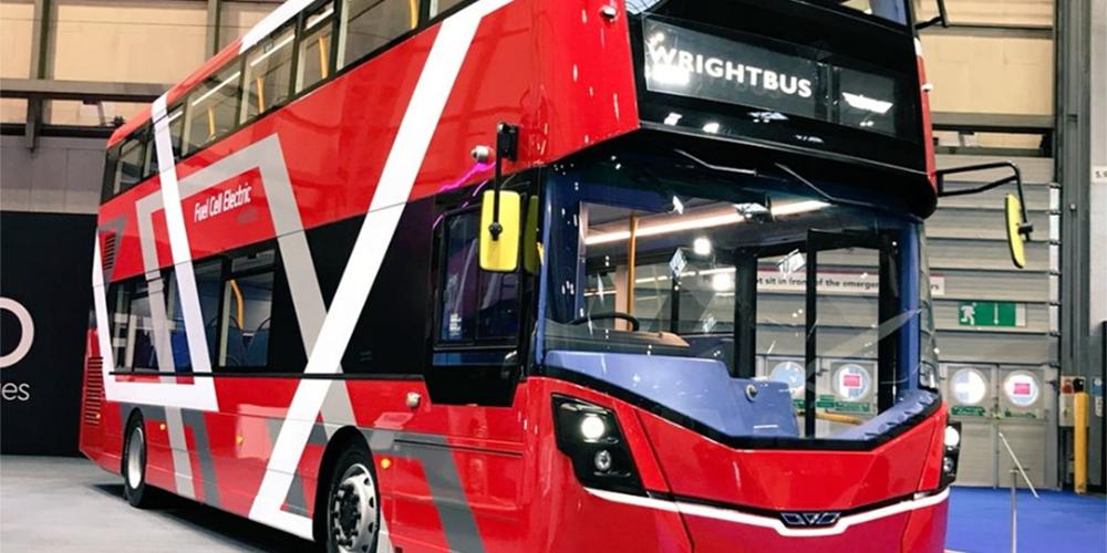 Jive talking London gets fleet of 20 hydrogen double-deckers