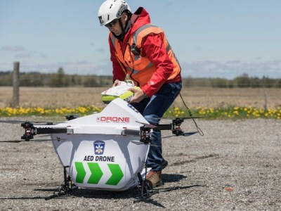 Drones could answer inequities in health-care supplies to remote British Columbia communities