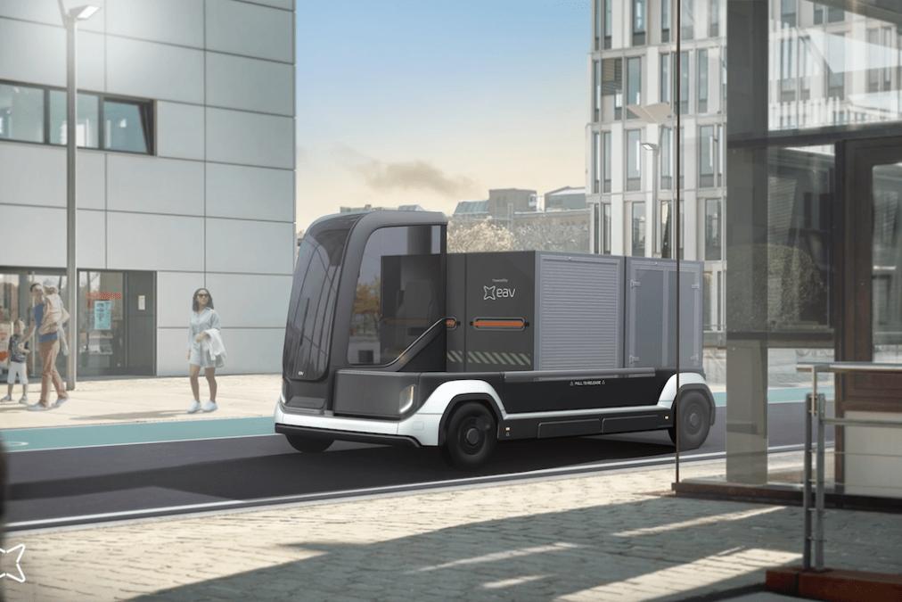 EAV's LINCS offers versatile lightweight urban cargo and passenger capabilities