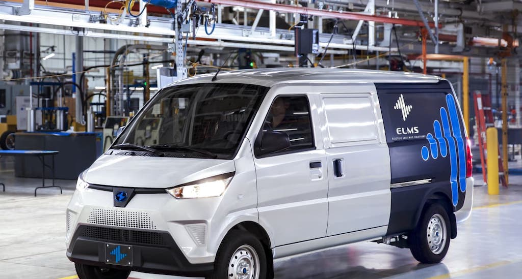 US electric vehicle developer ELMS signs components deal with China's Wuling Motors