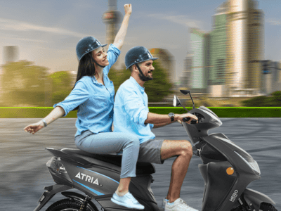 Indian manufacturer Hero EV gears up for explosive growth in electric two-wheelers