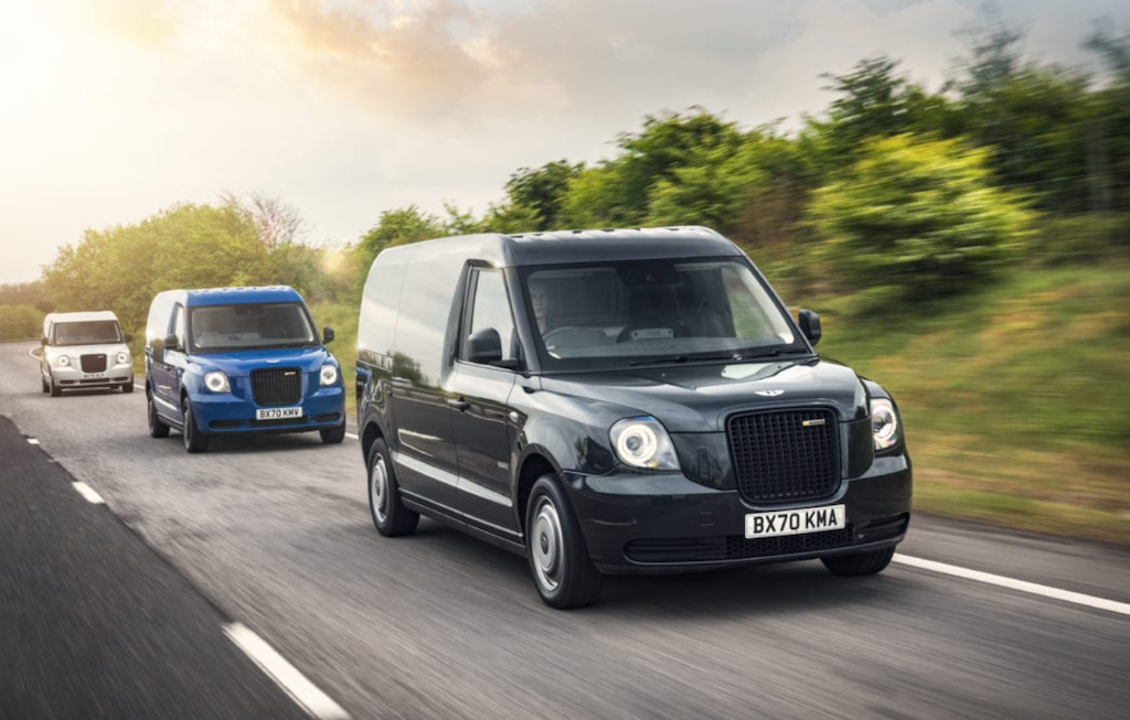 Electric black cab drivers to benefit from integrated vehicle optimisation tool