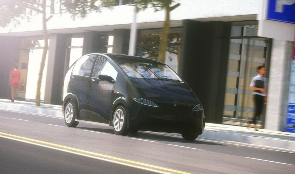 Solar cells and new battery extend Sion range