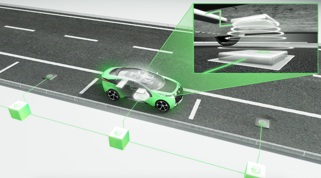 Tesvolt investment aims to take inductive roads to next level