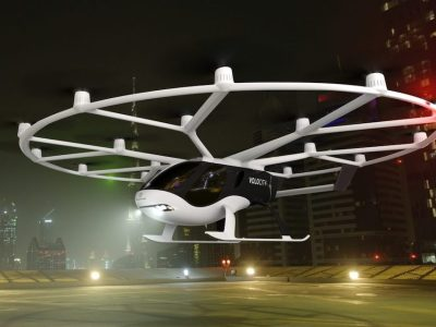 German urban air mobility company Volocopter boosts design and production capabilities