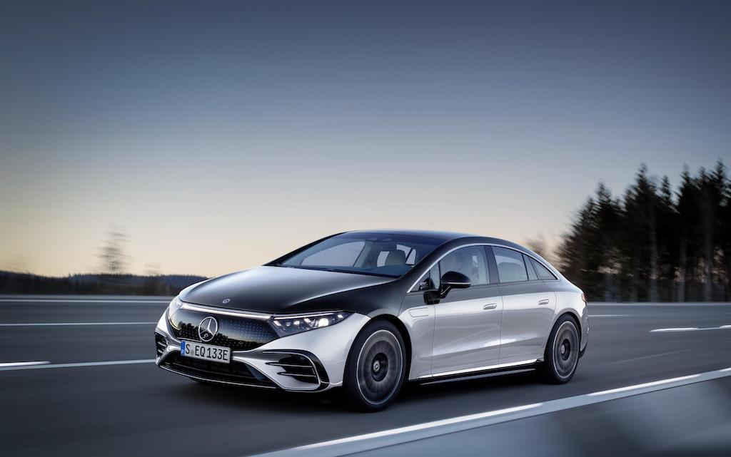 Mercedes-Benz sets out plan to be electric-only by end of the decade