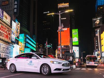 Mobileye starts New York autonomous vehicle testing program