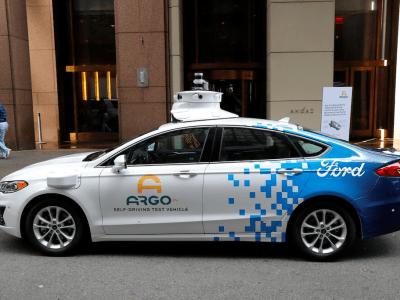 Ford, Argo AI, Lyft aim to launch US autonomous ride service this year