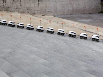 Starship Technologies expands US college autonomous takeaway delivery services