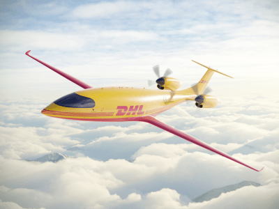 DHL plans US electric express plane delivery network