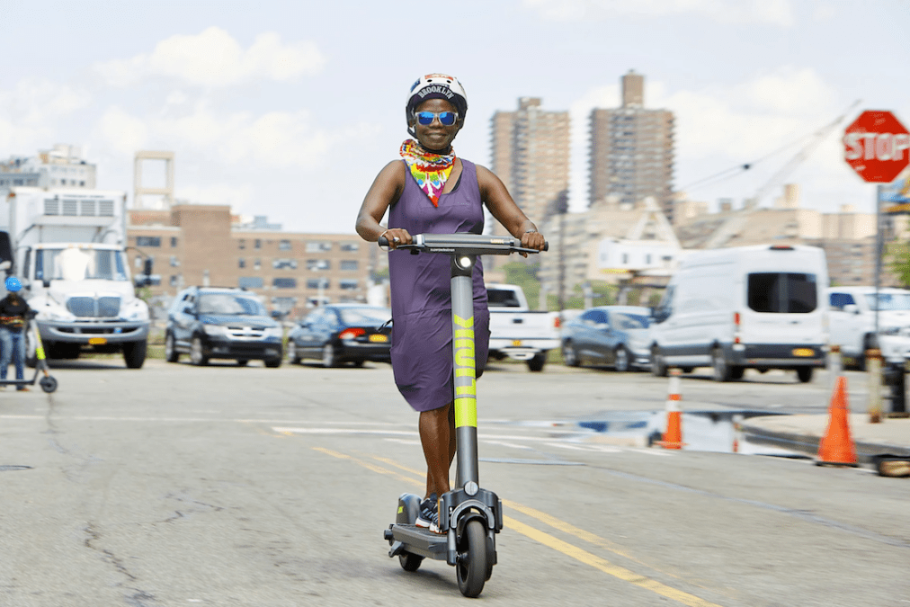 Shared scooter riders – is Big Brother watching you?