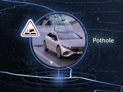 Look out pothole
