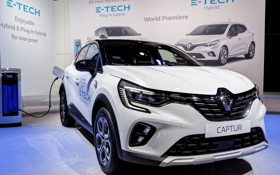 Geely and Renault to sign MOU on Chinese and South Korean joint venture