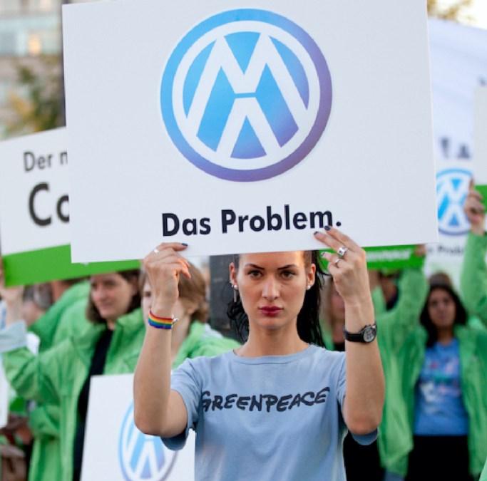 German environmental NGOs take legal challenge to VW, BMW and Mercedes