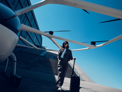 Volocopter eyes Los Angeles' urban air mobility services potential