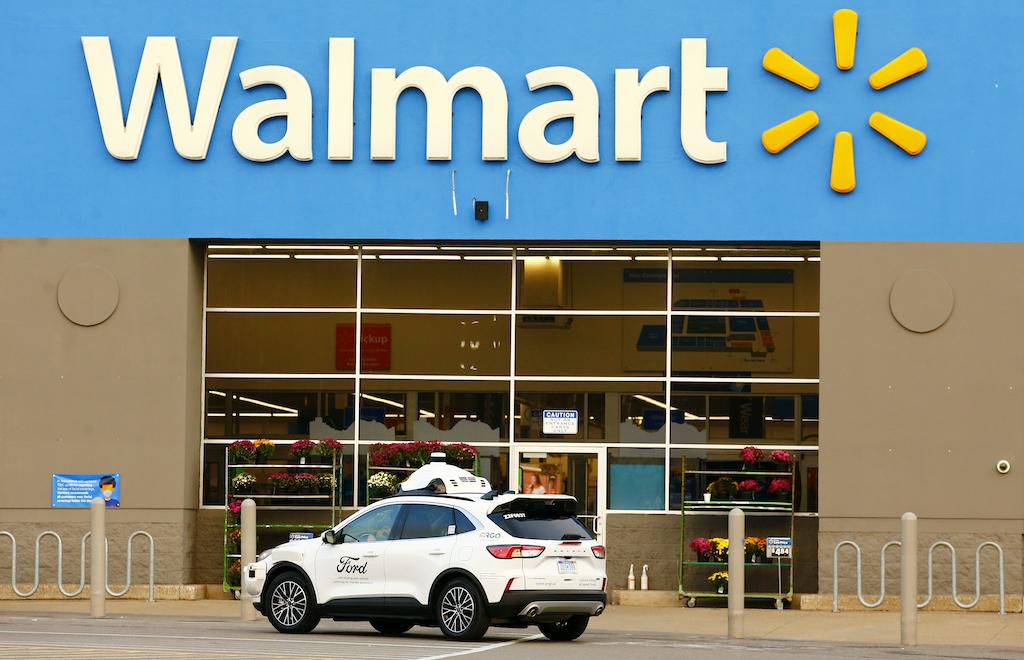 Walmart, Ford, Argo AI to launch multi-city autonomous delivery service