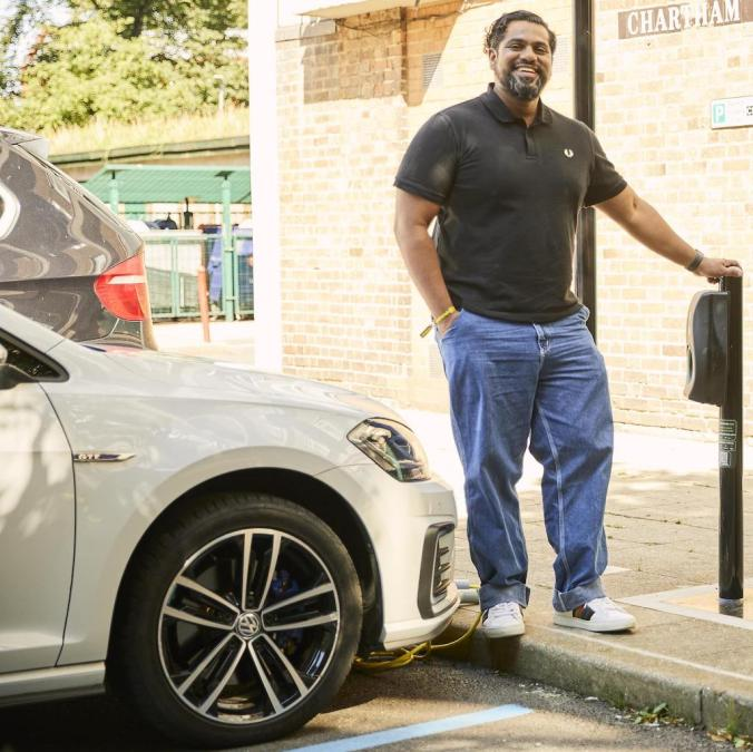 Inner London borough tackles EV inequality for those without off-street parking
