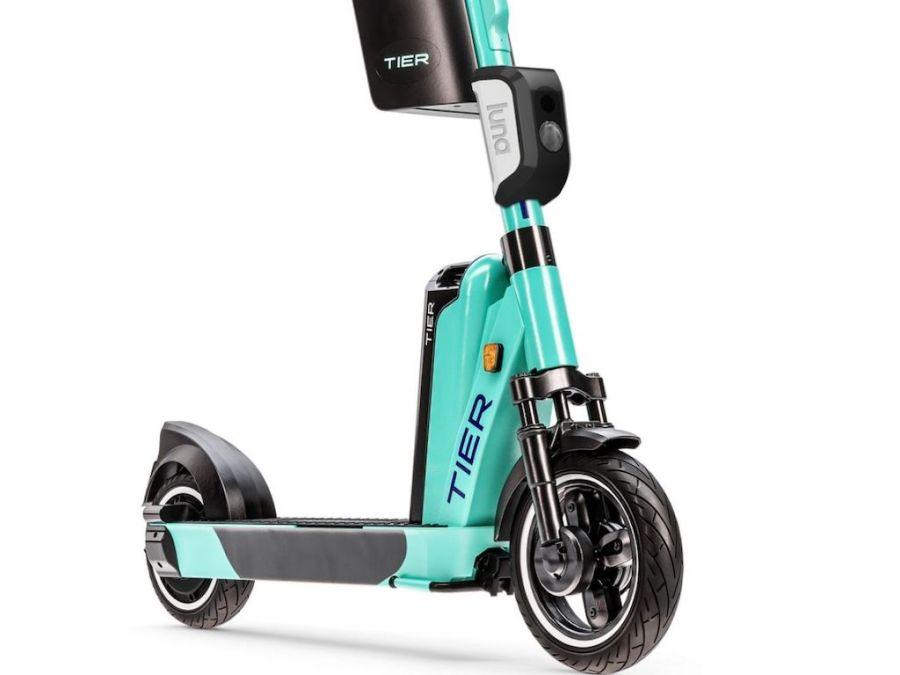 Luna and Tier partner on e-scooter-based mobile sensor networks