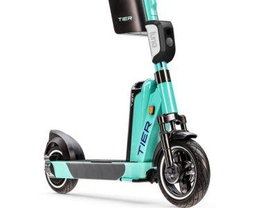 Luna and Tier partner on creating e-scooter-based mobile sensor networks