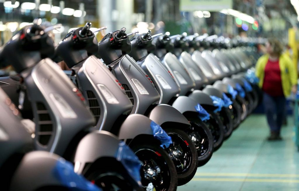 Piaggio strengthens Japanese-founded Swappable Batteries Motorcycle Consortium