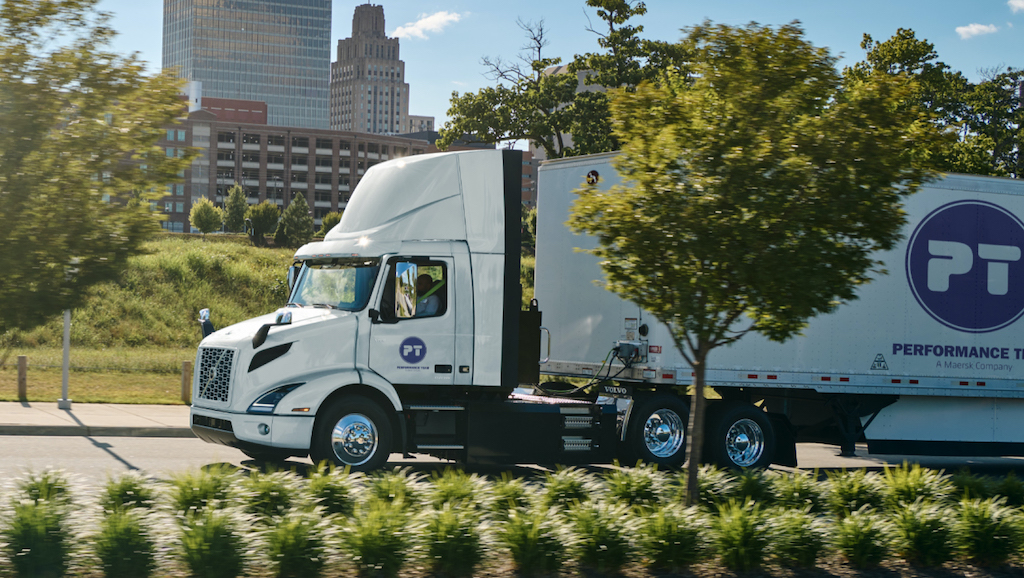Volvo secures largest order of electric trucks in North America