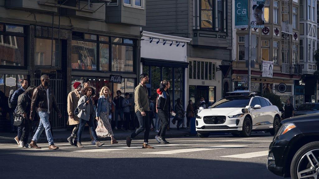 Driverless Cruising down Alphabet's Street
